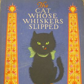 Image of cover of The Cat Whose Whiskers Slipped