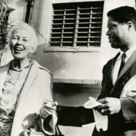 Image of Robert Hayling and Mary Peabody