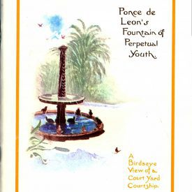 Image of cover of Ponce de Leon's Fountain of Perpetual Youth